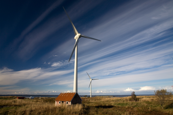 Ørland_Windmühle_Photo: Trønderenergi