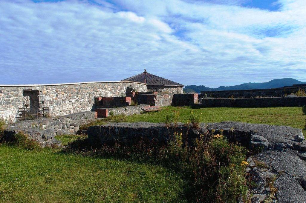 Region Værnes, Steinvikholm Schloss, Photo: Runa Eggen